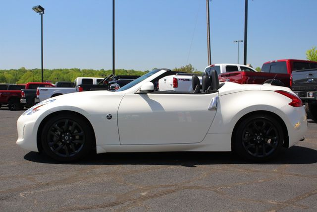 2017 Nissan 370Z Roadster RWD-NAV-HEATED/COOLED LEATHER Mooresville , NC 13