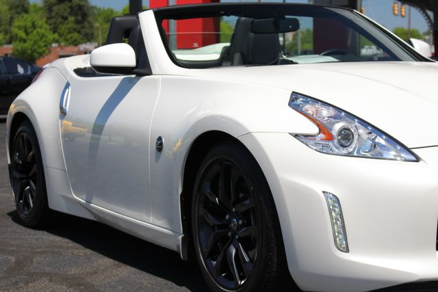 2017 Nissan 370Z Roadster RWD-NAV-HEATED/COOLED LEATHER Mooresville , NC 23