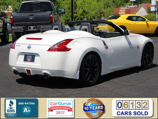 2017 Nissan 370Z Roadster RWD-NAV-HEATED/COOLED LEATHER Mooresville , NC 2