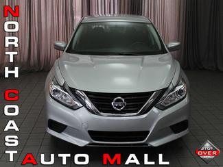 2017 Nissan Altima 2.5 SV Sedan in Akron, OH
