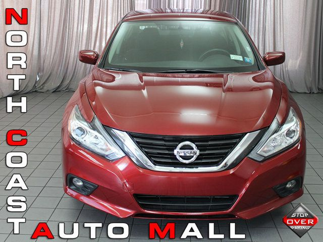 Used 2017 Nissan Altima, $15393