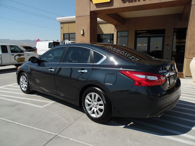 2017 Nissan Altima 2.5 S Bullhead City, Arizona 4