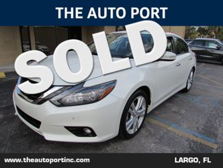 2017 Nissan Altima 3.5 SL W/NAVI | Clearwater, Florida | The Auto Port Inc in Clearwater Florida