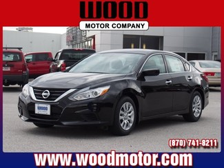 2017 Nissan Altima S Harrison, Arkansas