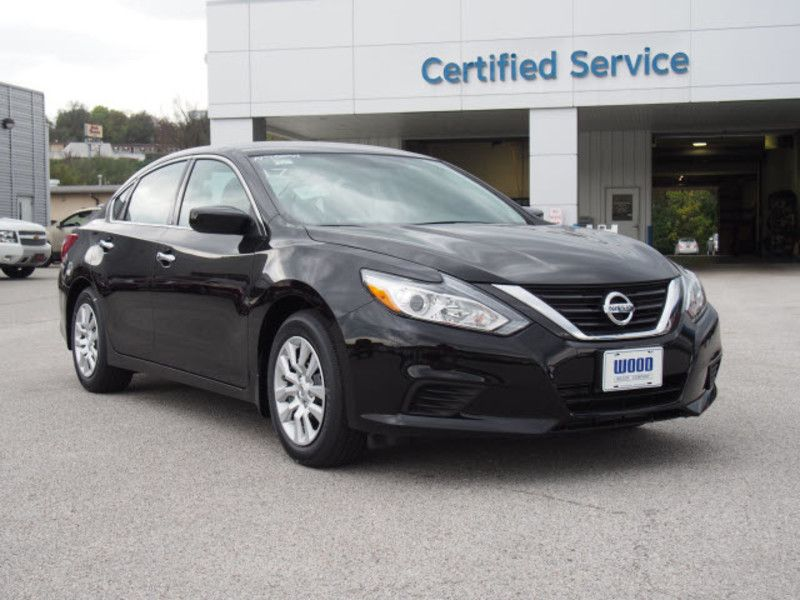 2017 Nissan Altima S  city Arkansas  Wood Motor Company  in , Arkansas