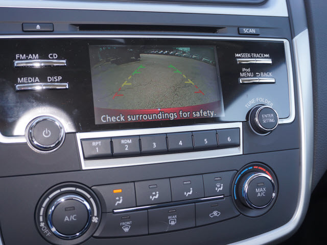 2017 Nissan Altima 2.5 SR Harrison, Arkansas 8