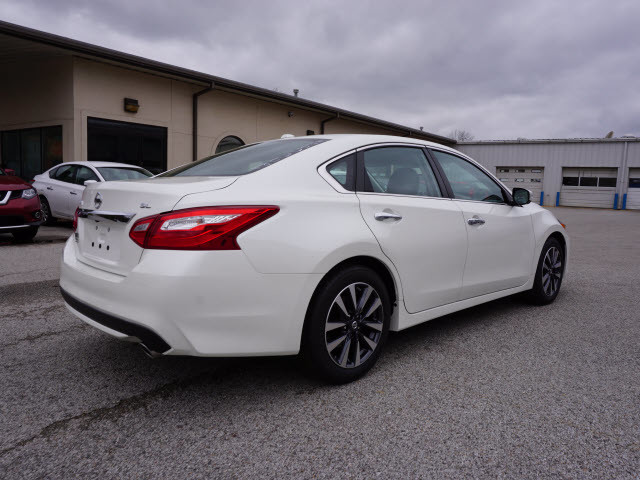 2017 Nissan Altima 2.5 SL Harrison, Arkansas 2