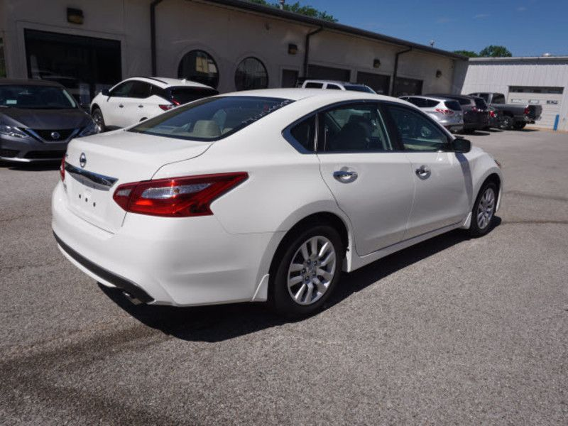 2017 Nissan Altima 25 S  city Arkansas  Wood Motor Company  in , Arkansas