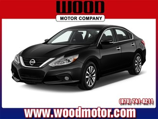 2017 Nissan Altima 2.5 SL Harrison, Arkansas