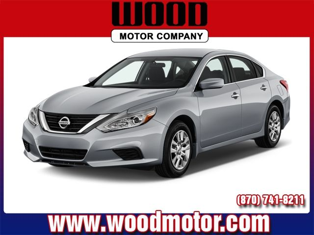 2017 Nissan Altima 2.5 S Harrison, Arkansas 0