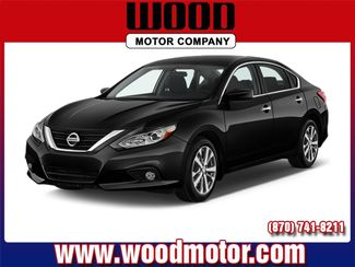 2017 Nissan Altima 2.5 SR Harrison, Arkansas