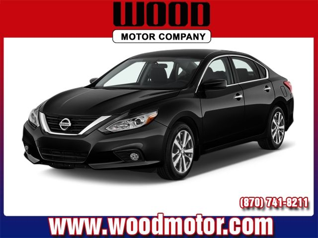2017 Nissan Altima 2.5 SR Harrison, Arkansas 0