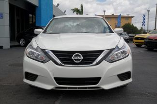 2017 Nissan Altima 2.5 Hialeah, Florida 1