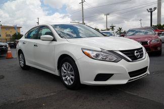 2017 Nissan Altima 2.5 Hialeah, Florida 2