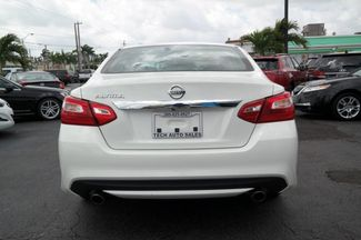 2017 Nissan Altima 2.5 Hialeah, Florida 4