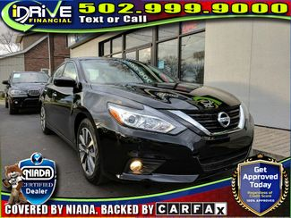 2017 Nissan Altima 2.5 SR Sedan 4D | Louisville, Kentucky | iDrive Financial in Lousiville Kentucky