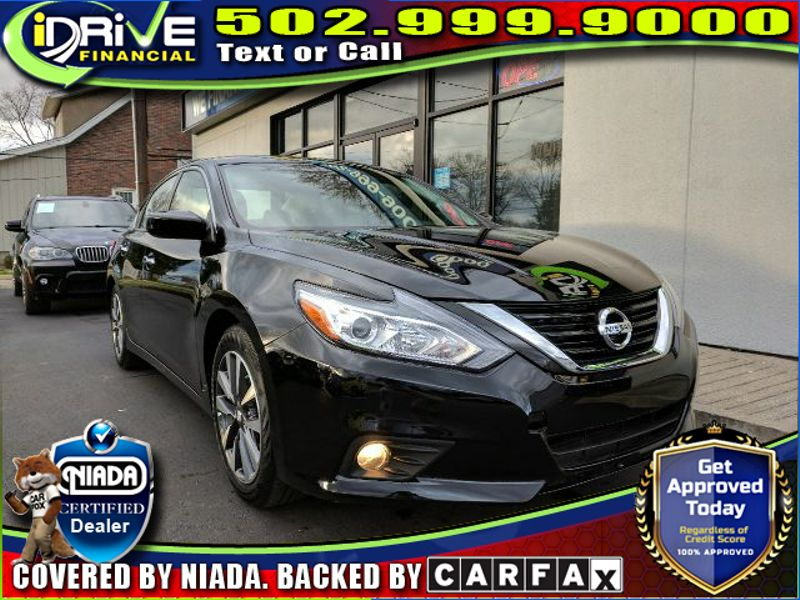 2017 Nissan Altima 2.5 SR Sedan 4D | Louisville, Kentucky | iDrive Financial in Louisville Kentucky