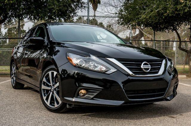 2017 Nissan Altima 2.5 SR *SALVAGE TITLE* Reseda, CA 43
