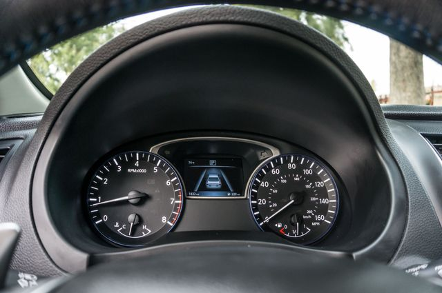 2017 Nissan Altima 2.5 SR *SALVAGE TITLE* Reseda, CA 16