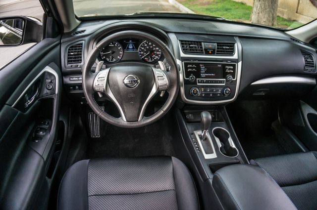 2017 Nissan Altima 2.5 SR *SALVAGE TITLE* Reseda, CA 19