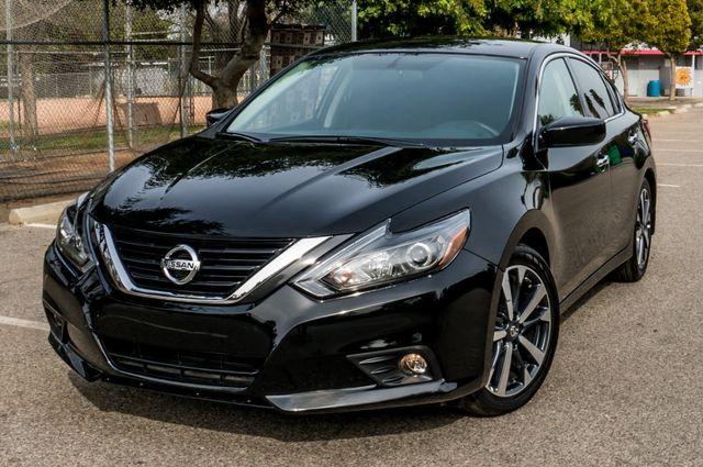 2017 Nissan Altima 2.5 SR *SALVAGE TITLE* Reseda, CA 41