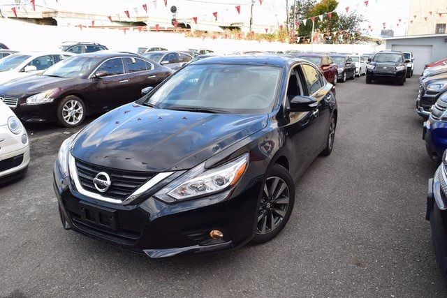 2017 Nissan Altima 2.5 Richmond Hill, New York 1
