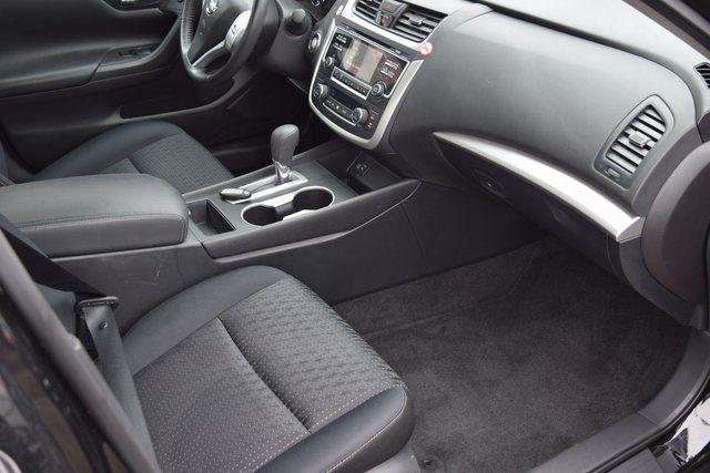 2017 Nissan Altima 2.5 SV Richmond Hill, New York 22