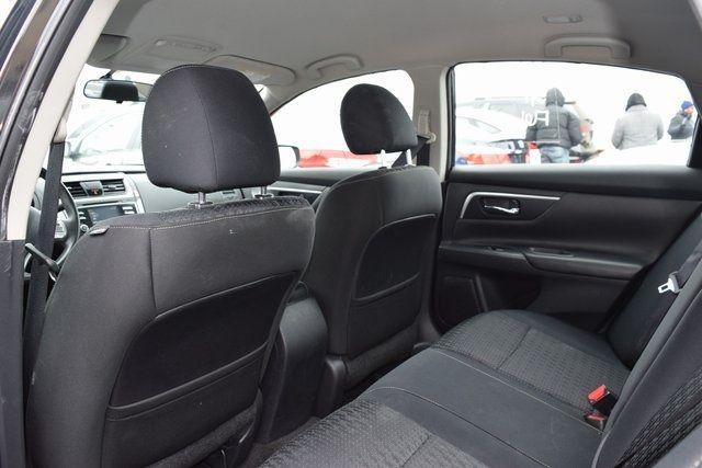 2017 Nissan Altima 2.5 SV Richmond Hill, New York 27