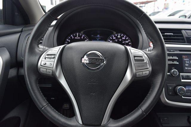 2017 Nissan Altima 2.5 SV Richmond Hill, New York 37