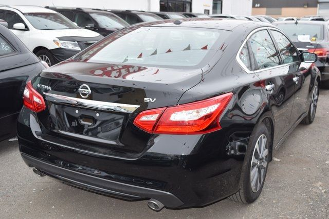 2017 Nissan Altima 2.5 SV Richmond Hill, New York 5