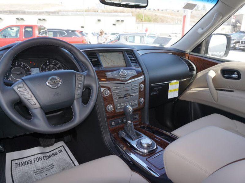 2017 Nissan Armada Platinum  city Arkansas  Wood Motor Company  in , Arkansas