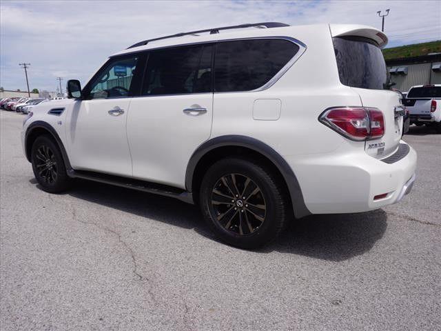 2017 Nissan Armada Platinum Harrison, Arkansas 1