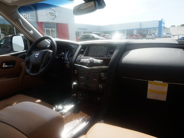 2017 Nissan Armada Platinum Harrison, Arkansas 4
