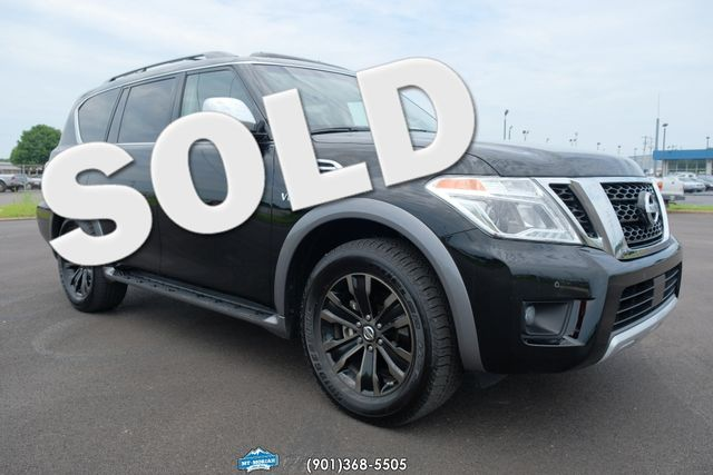 2017 Nissan Armada Platinum in  Tennessee