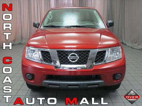 2017 Nissan Frontier Crew Cab 4x4 S Automatic in Akron, OH
