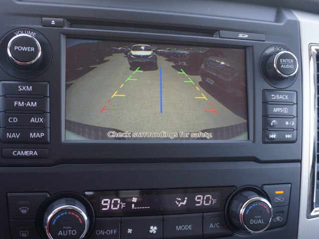 2017 Nissan Frontier SV V6 Harrison, Arkansas 8