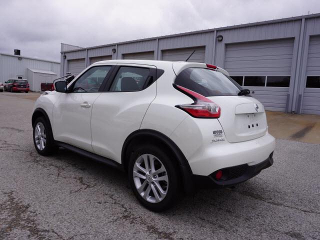 2017 Nissan JUKE S Harrison, Arkansas 1