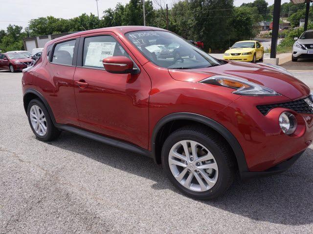 2017 Nissan JUKE S Harrison, Arkansas 3