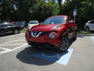 2017 Nissan JUKE SV. SUNROOF. PUSH START. CAMERA SEFFNER, Florida