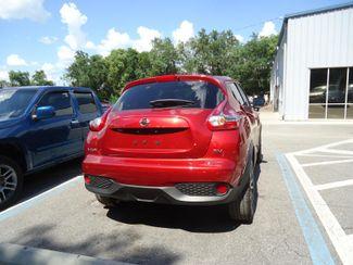 2017 Nissan JUKE SV. SUNROOF. PUSH START. CAMERA SEFFNER, Florida 10