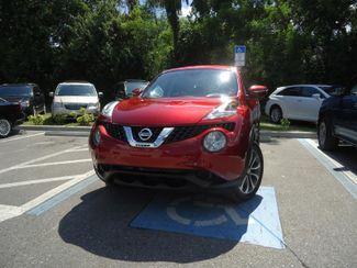 2017 Nissan JUKE SV. SUNROOF. PUSH START. CAMERA SEFFNER, Florida 5