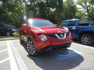2017 Nissan JUKE SV. SUNROOF. PUSH START. CAMERA SEFFNER, Florida 6