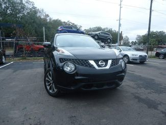 2017 Nissan JUKE SV. SUNROOF. ALLOY WHEELS. BACKUP CAMERA SEFFNER, Florida