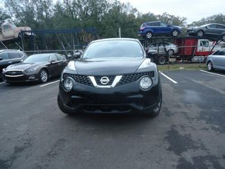 2017 Nissan JUKE SV. SUNROOF. ALLOY WHEELS. BACKUP CAMERA SEFFNER, Florida 5