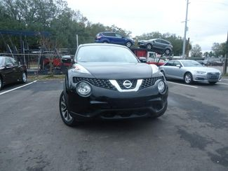 2017 Nissan JUKE SV. SUNROOF. ALLOY WHEELS. BACKUP CAMERA SEFFNER, Florida 7