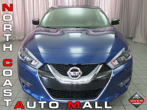 2017 Nissan Maxima SR in Akron, OH