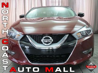 2017 Nissan Maxima SR  city OH  North Coast Auto Mall of Akron  in Akron, OH