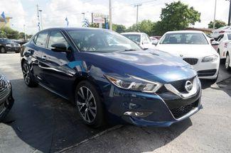 2017 Nissan Maxima SR Hialeah, Florida 2
