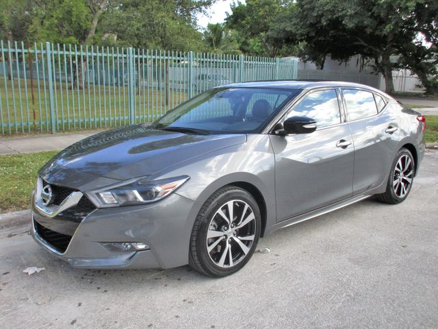 2017 Nissan Maxima SV Come and visit us at oceanautosalescom for our expanded