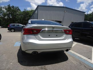 2017 Nissan Maxima SV LEATHER. HEATED SEATS. NAVIGATION SEFFNER, Florida 10